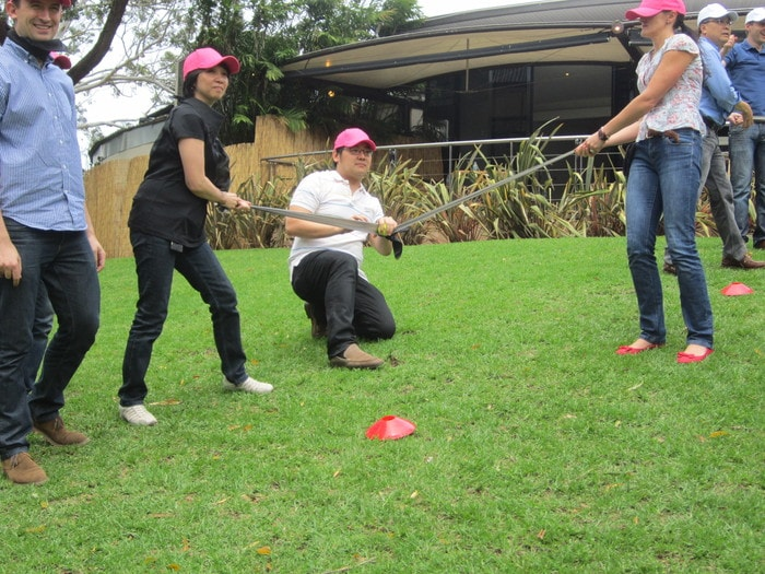 professional team building companies