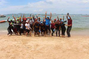 Beach Olympics