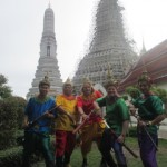 Adventure Team Building Activities In Thailand