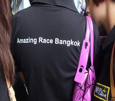 Amazing Race Bangkok