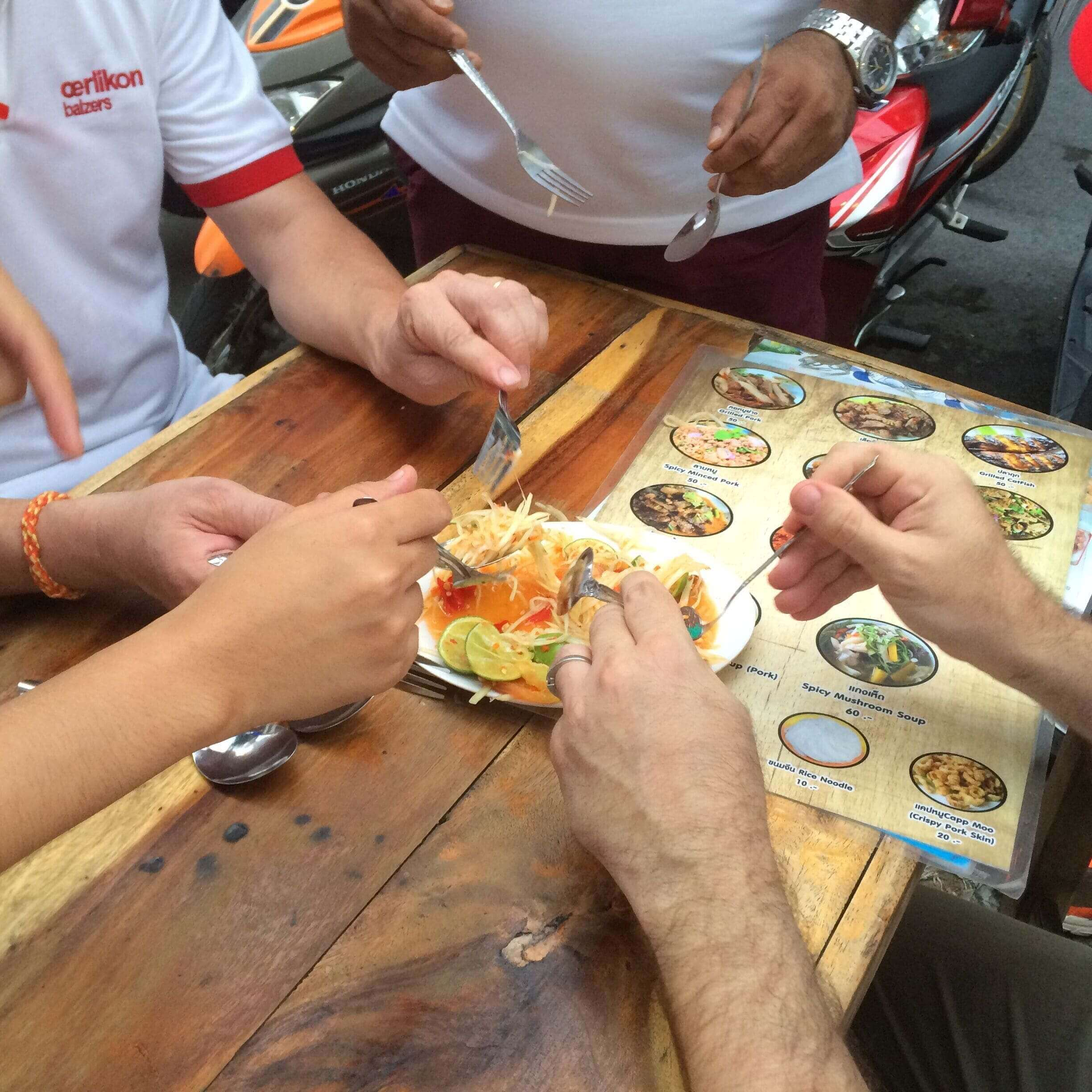 Culinary Team Building Activities