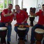 Drummingred team promo