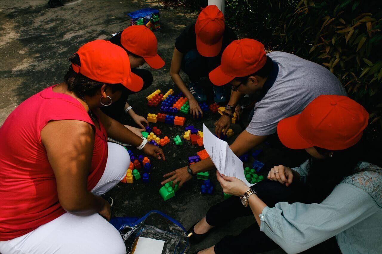 Team Building Ideas Singapore